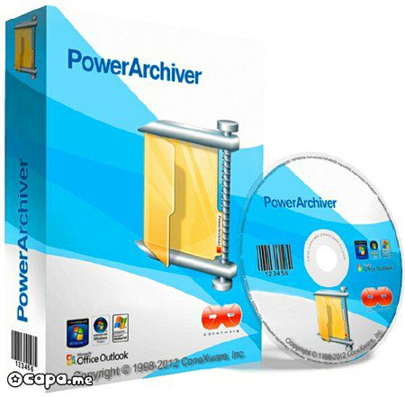 PowerArchiver 2016 16.00.69 / v2015 15.04.03
