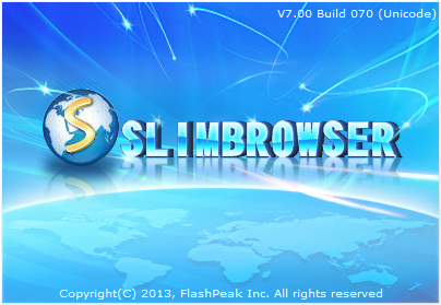 Slim Browser 7.00 Build 124 Final + Portable