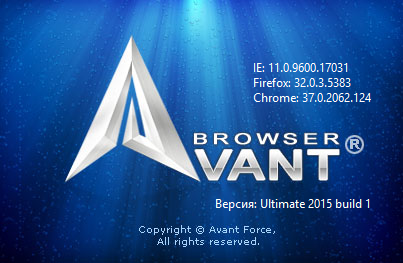 Avant Browser 2015 Build 27 Ultimate