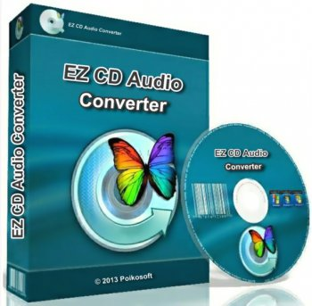 EZ CD Audio Converter 8.0.2.1 + Ultimate + Repack + Portable