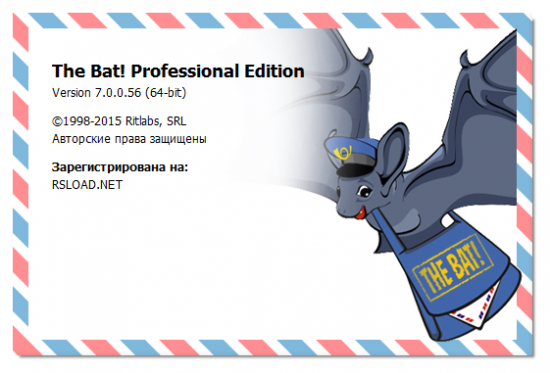 The Bat! Professional 8.6.0 Repack