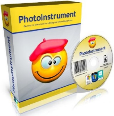 PhotoInstrument 7.5 Build 876 + Portable