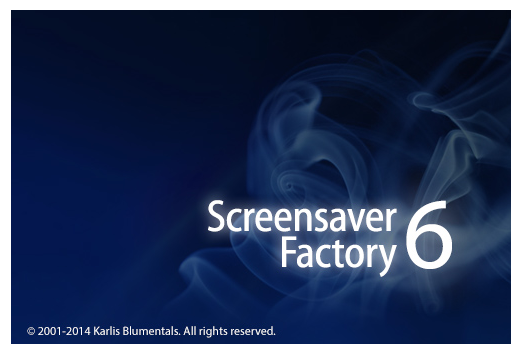 Blumentals Screensaver Factory Enterprise 6.10.0.67