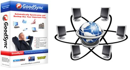 GoodSync Enterprise 10.8.5.5