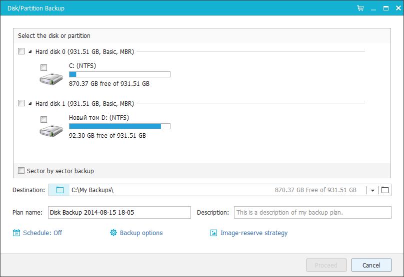 easeus todo backup free 8.8