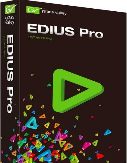 Grass Valley EDIUS Pro 8.53 Build 2808 RePack by PooShock