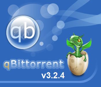 qBittorrent 3.2.5 Stable + Portable / 3.3.0 20151028 Beta