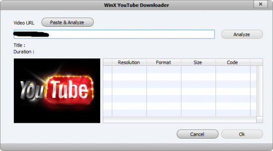 WinX YouTube Downloader 4.0.3