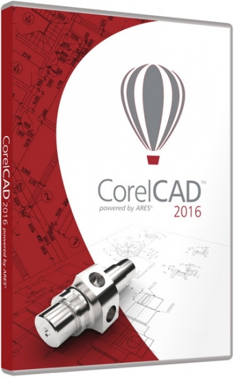 CorelCAD 2016 build 16.0.0.1079