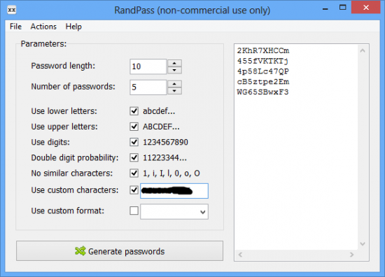 RandPass v1.4 + Portable