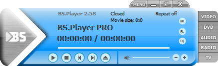 BS.Player 2.70.1080 / Pro 2.69 Build 1079