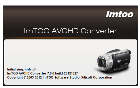 ImTOO AVCHD Converter 7.8.12 Build 20151119 Final