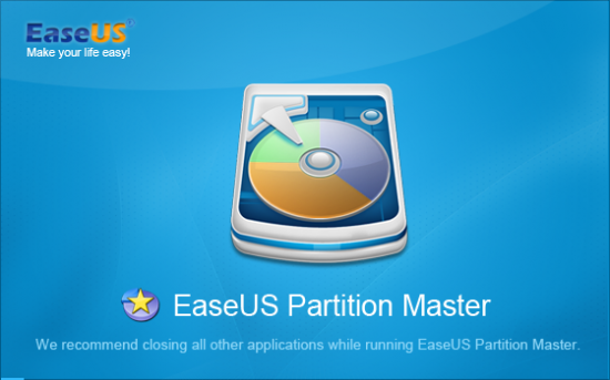 EASEUS Partition Master 10.8 Server/Professional/Technican/Unlimited Edition + WinPE Bootable CD + Portable