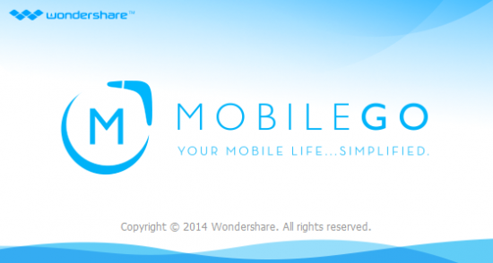 Wondershare MobileGo for Android Pro 6.2.0.323