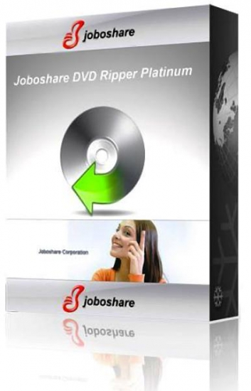 Joboshare DVD Ripper Platinum v3.5.5 Build 0505
