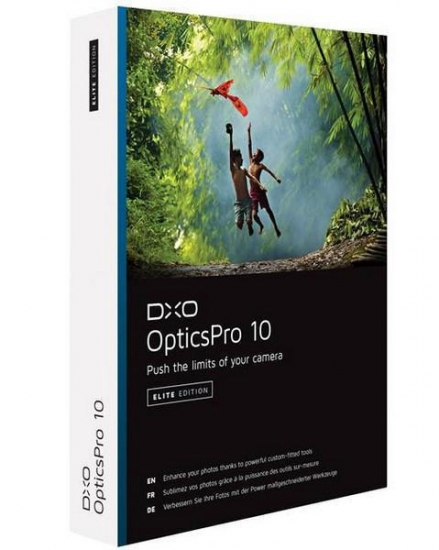 DxO Optics Pro 10.5.1 Build 848 Elite Edition
