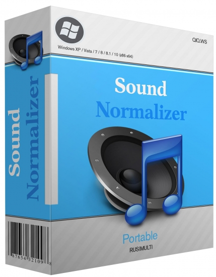 Sound Normalizer 7.99.9 + Repack