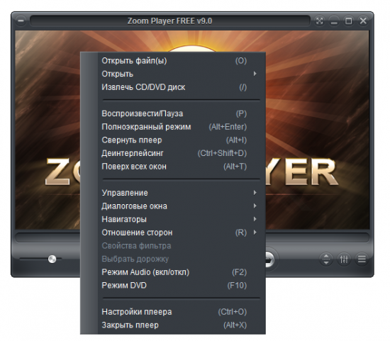Zoom Player MAX 11.0.0.1100 + Free + Pro / Max 11.1 Beta 4