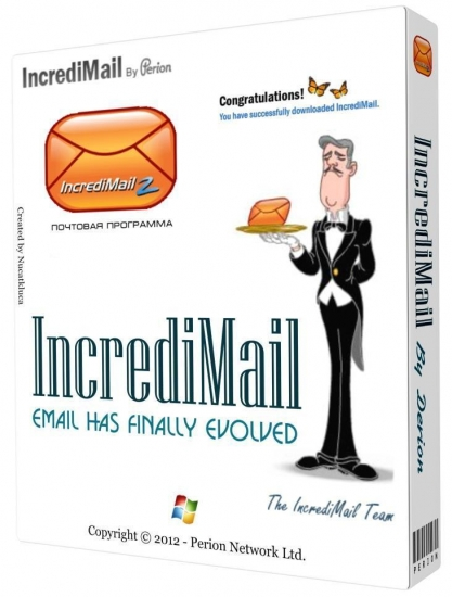 IncrediMail 2.5 Premium 6.6.0 Build 5282 Final