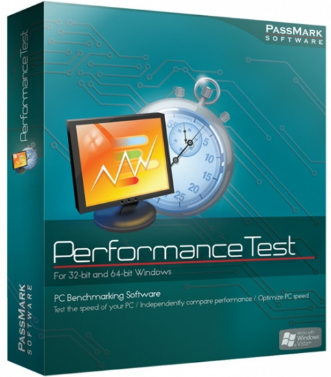 PassMark PerformanceTest 8.0 Build 1053