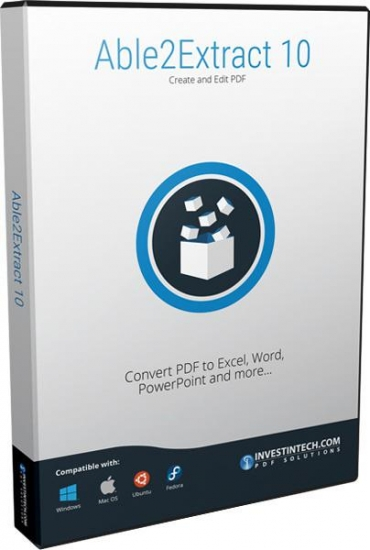 Able2Extract PDF Converter 10.0.5.0 Final