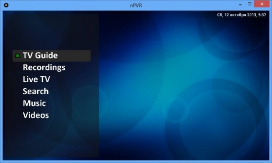 NextPVR 3.6.6 patched