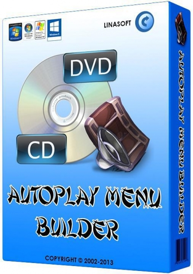 AutoPlay Menu Builder 7.3 Build 2399 + Rus/Ukr + Portable Rus
