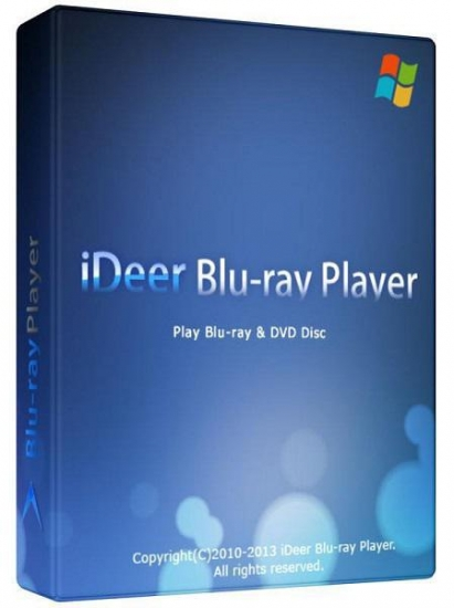 iDeer Blu-ray Player 1.11.7 Build 2128