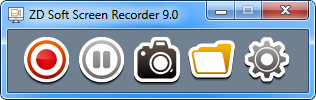 ZD Soft Screen Recorder 10.5.0