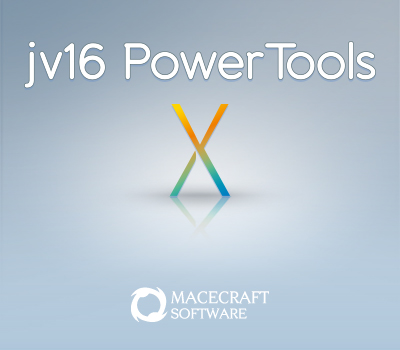 jv16 PowerTools 2017 4.1.0.1703