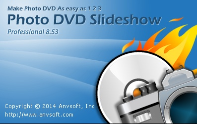 Photo DVD Slideshow Professional v8.53 Final + Portable 2014 RUS