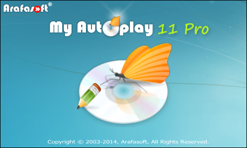 My Autoplay Professional 12.0 build 26042015
