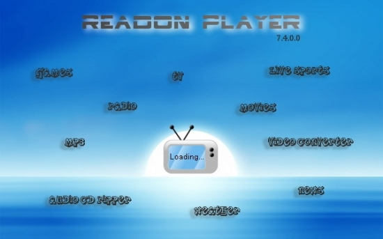 Readon TV Movie Radio Player v7.6.0.0