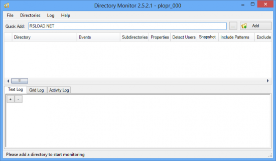 Directory Monitor 2.10.3.2 + Portable