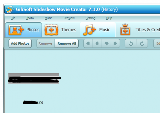 GiliSoft Slideshow Movie Creator v9.0.0