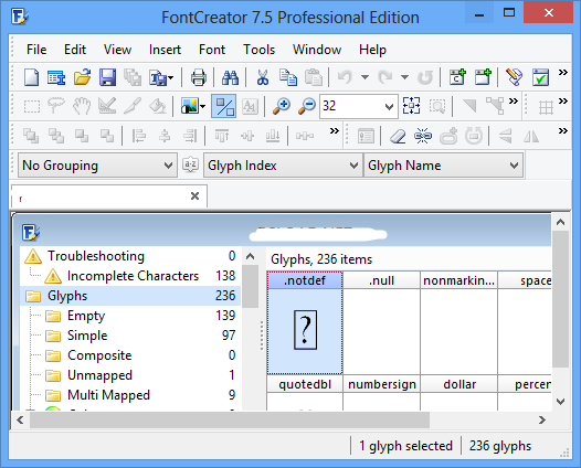 FontCreator Professional 11.0.0.2370 + Portable