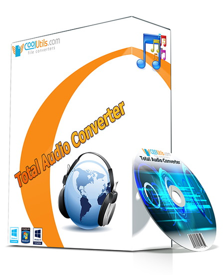 CoolUtils Total Audio Converter 5.3.0.174 RePack
