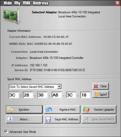 Hide My MAC Address 2.0.5583.35229 Portable