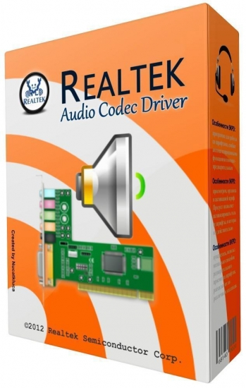 Realtek High Definition Audio Drivers 6.0.1.8578