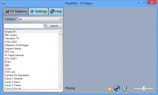 PlayBOX - TV Player 2.6.0