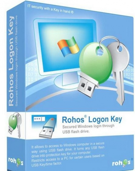 Rohos Logon Key 3.2 Final DC