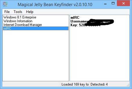 Magical Jelly Bean Keyfinder v2.0.10.11 + Portable 17.02.2016