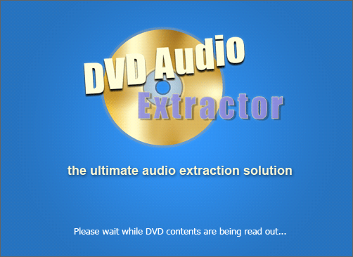 DVD Audio Extractor v7.4.0