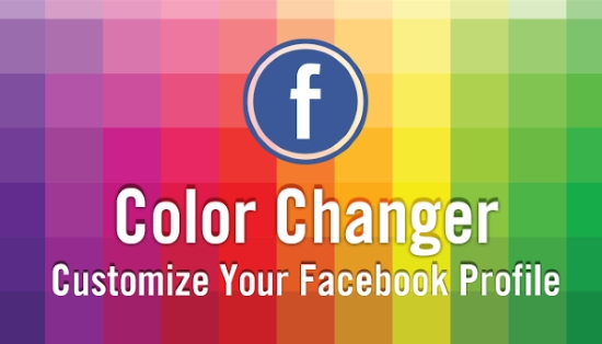 Facebook Color Changer / Facebooku rəngli hala gətirin