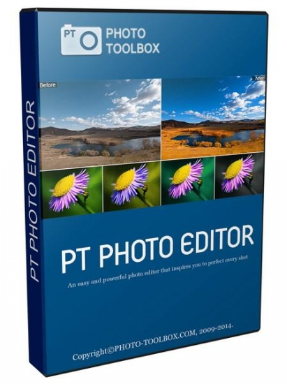 PT Photo Editor 3.2 Pro + Portable