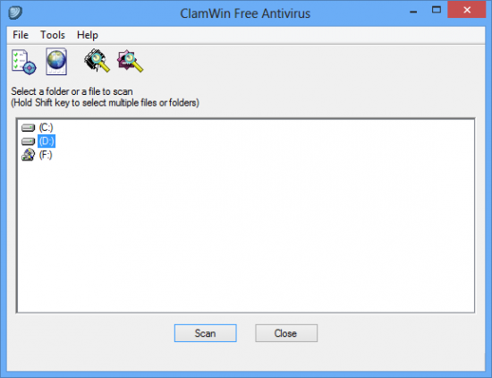 ClamWin Free Antivirus 0.99.1 + Portable