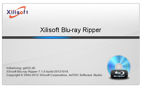 Xilisoft Blu-ray Ripper 7.1.1 Build 20150728