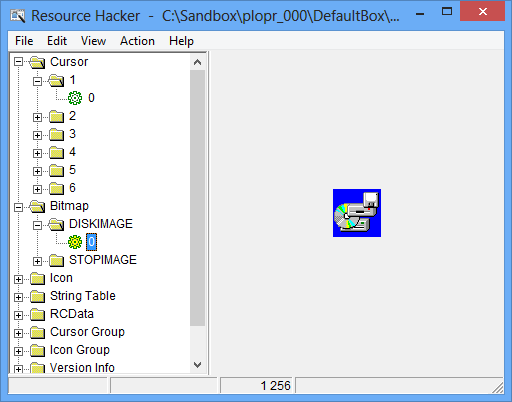 Resource Hacker v4.5.30 + Portable + Rus