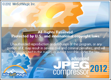 Advanced JPEG Compressor 2012.9.3.101 Portable