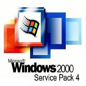 Windows Server: Windows 2000 Professional SP4